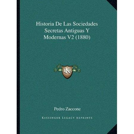 Historia de Las Sociedades Secretas Antiguas y Modernas V2 (1880) - image 1 of 1