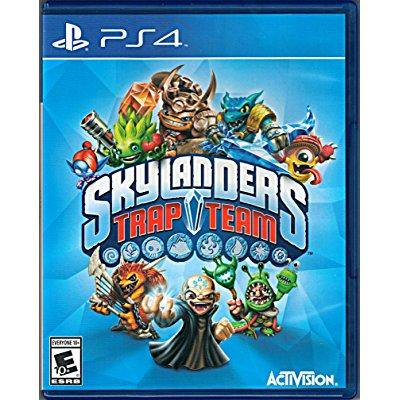 Skylanders Trap Team REPLACEMENT GAME ONLY for