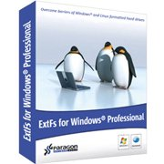 Paragon 292PREPL EXTFS for Windows (Email Delivery)