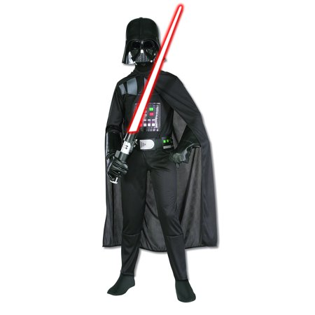 Darth Maul Costumes For Kids (Kid's Darth Vader Star Wars)