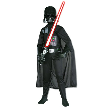 Kid's Darth Vader Star Wars - Star Wars Darth Vader Child Costume