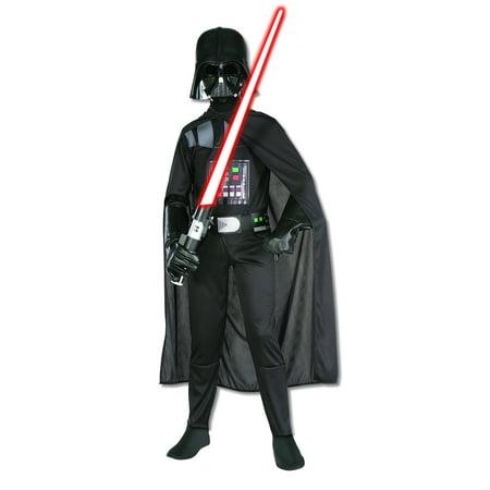 Kid's Darth Vader Star Wars Costume - Darth Vader Girl
