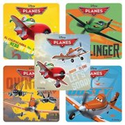 Disney Planes Stickers - Party Favors - 75 per Pack