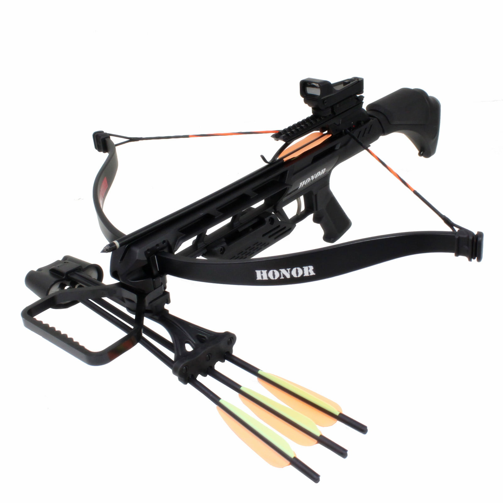 SAS Honor 175 lbs Recurve Crossbow Package -Camo by SAS