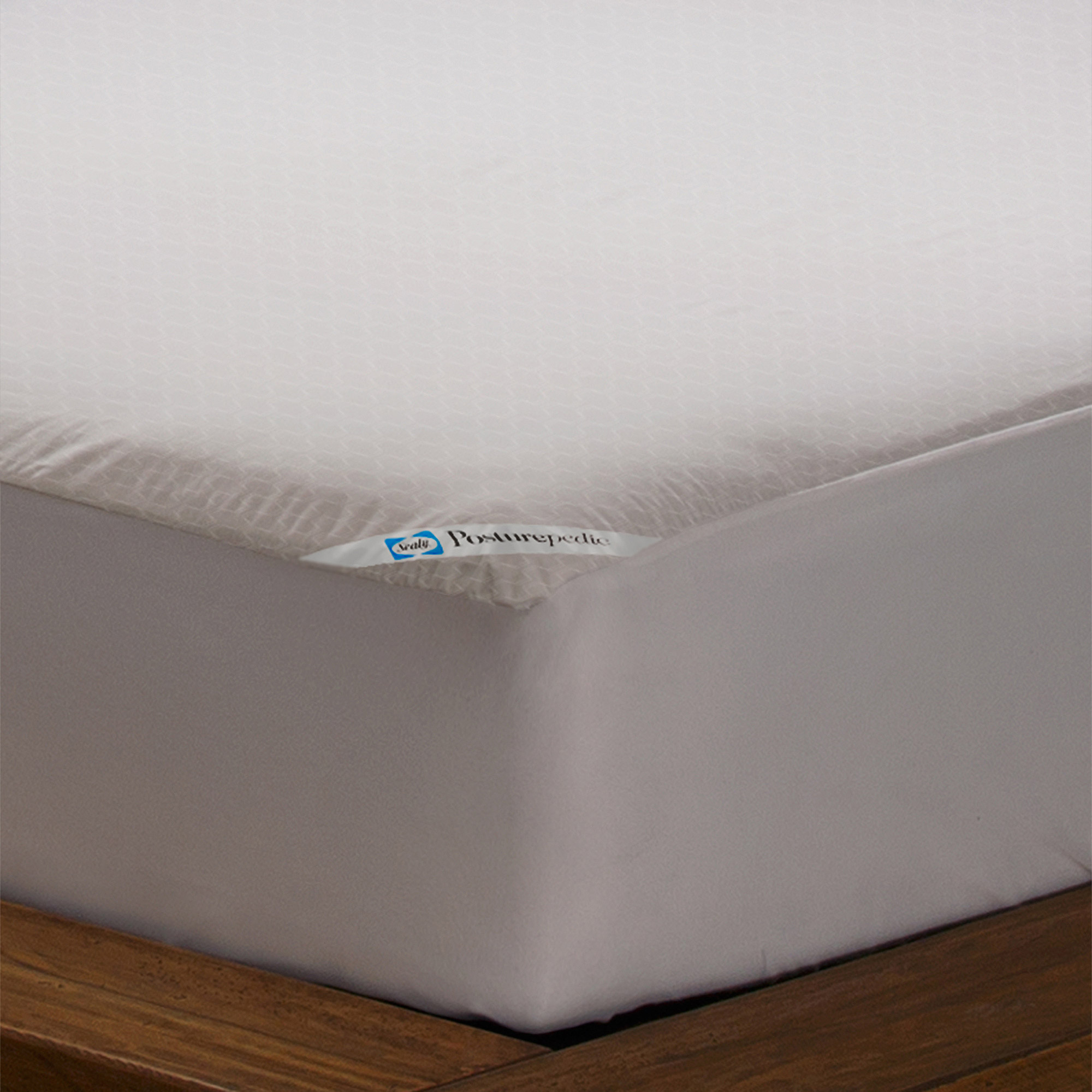 Sealy Posturepedic Allergy Protection Zippered Mattress Encasement -  Walmart.com