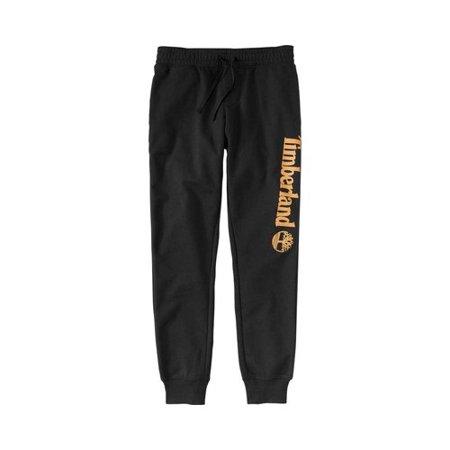 Men's Timberland Slim Fit Sweatpant Black 2XL (44)