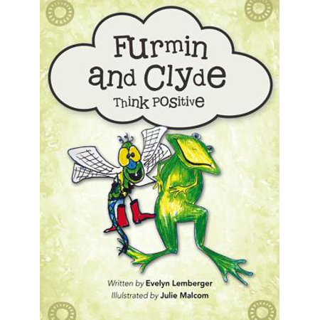 Furmin and Clyde Think Positive - eBook (Fufkin)