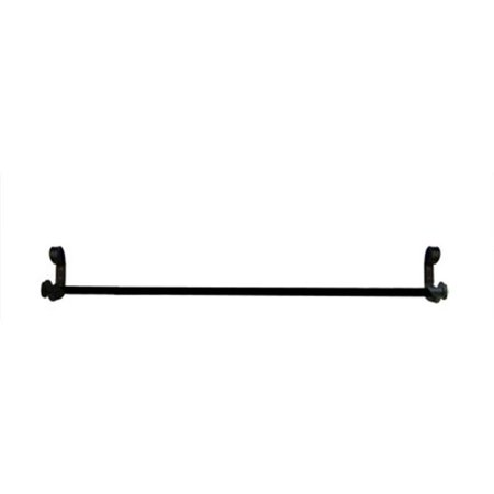 Small Plain Towel Bar (Plain Box Rail)