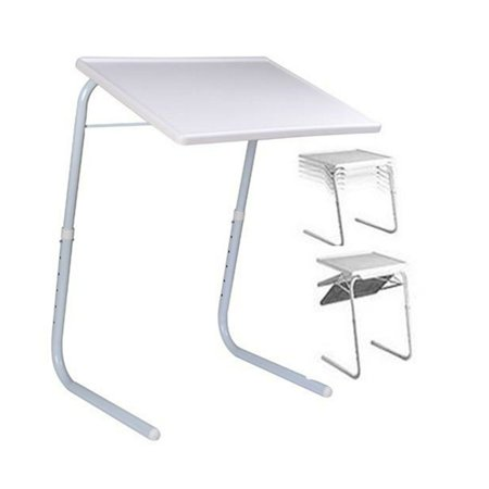 Folding Table Coffee Table Sofa Side Table Tv Tray Snack Table Assembled Bed Table Folding Laptop Table Portable Breakfast Tray Desk for Home Bedroom Dorm Room](Snack Tray)