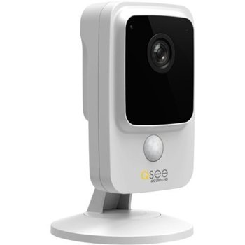 Q-See Mini 4K Wi-Fi Cube Security Camera (QCW4K1MCW) from BJs Wholesale Club for $74.99
