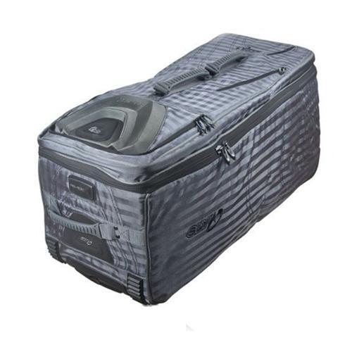 SLY Pro-Merc S12 Deluxe Rolling Gear Bag - Grey
