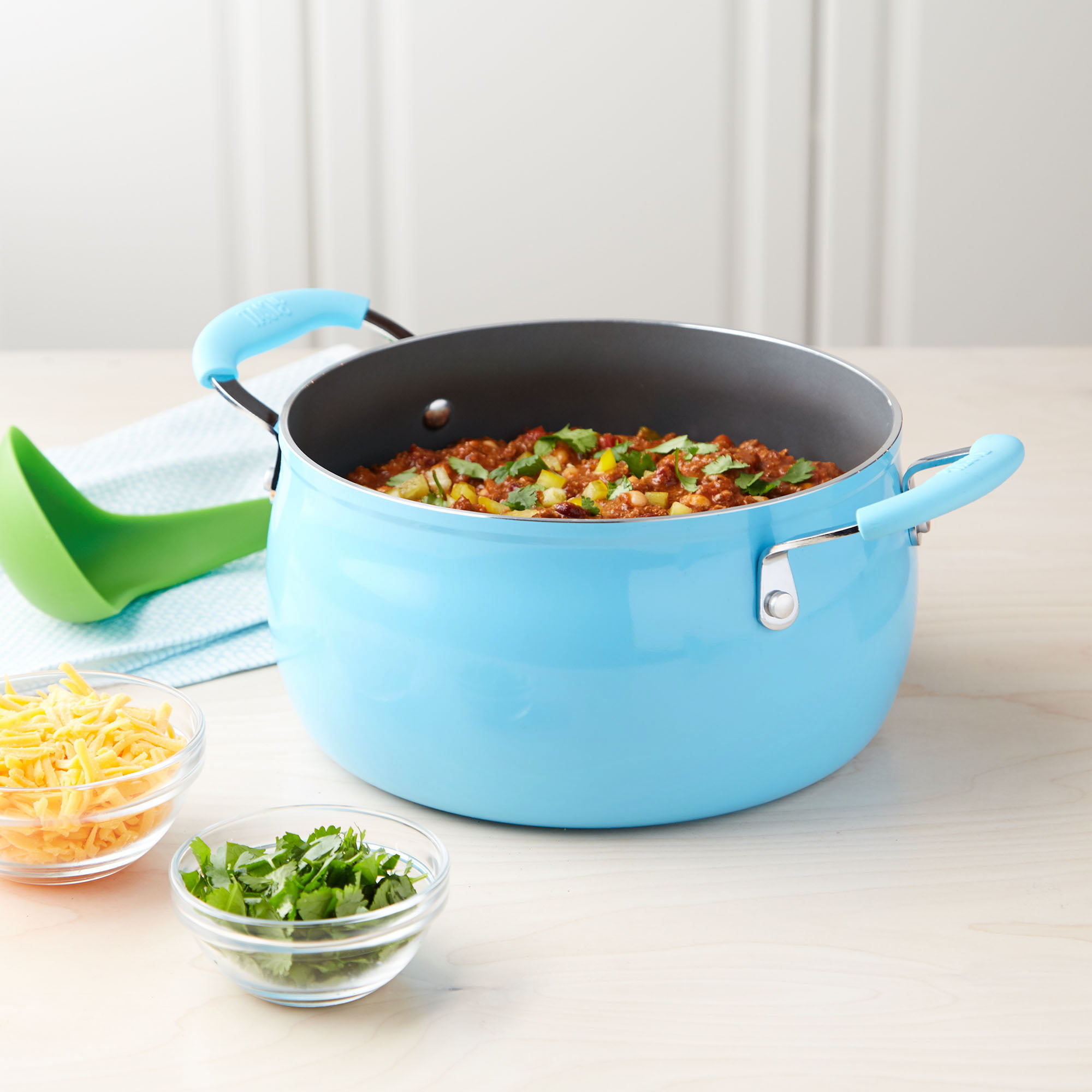 Tasty 5 Quart Non-Stick Dutch Oven with Lid
