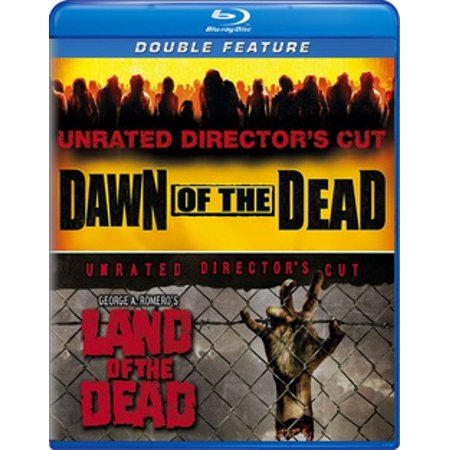 Dawn Of The Dead / George A Romero's Land Of The Dead (Blu-ray)