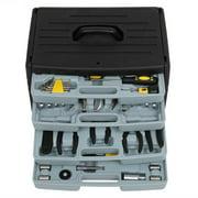 UBesGoo 99 Pcs Mechanical Tool Kit, Hand Tool Set, with Toolbox Storage Case, Black