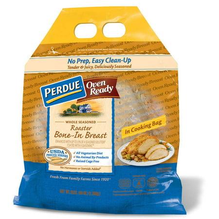 Perdue Oven Ready Whole Seasoned Roaster Bone In Chicken