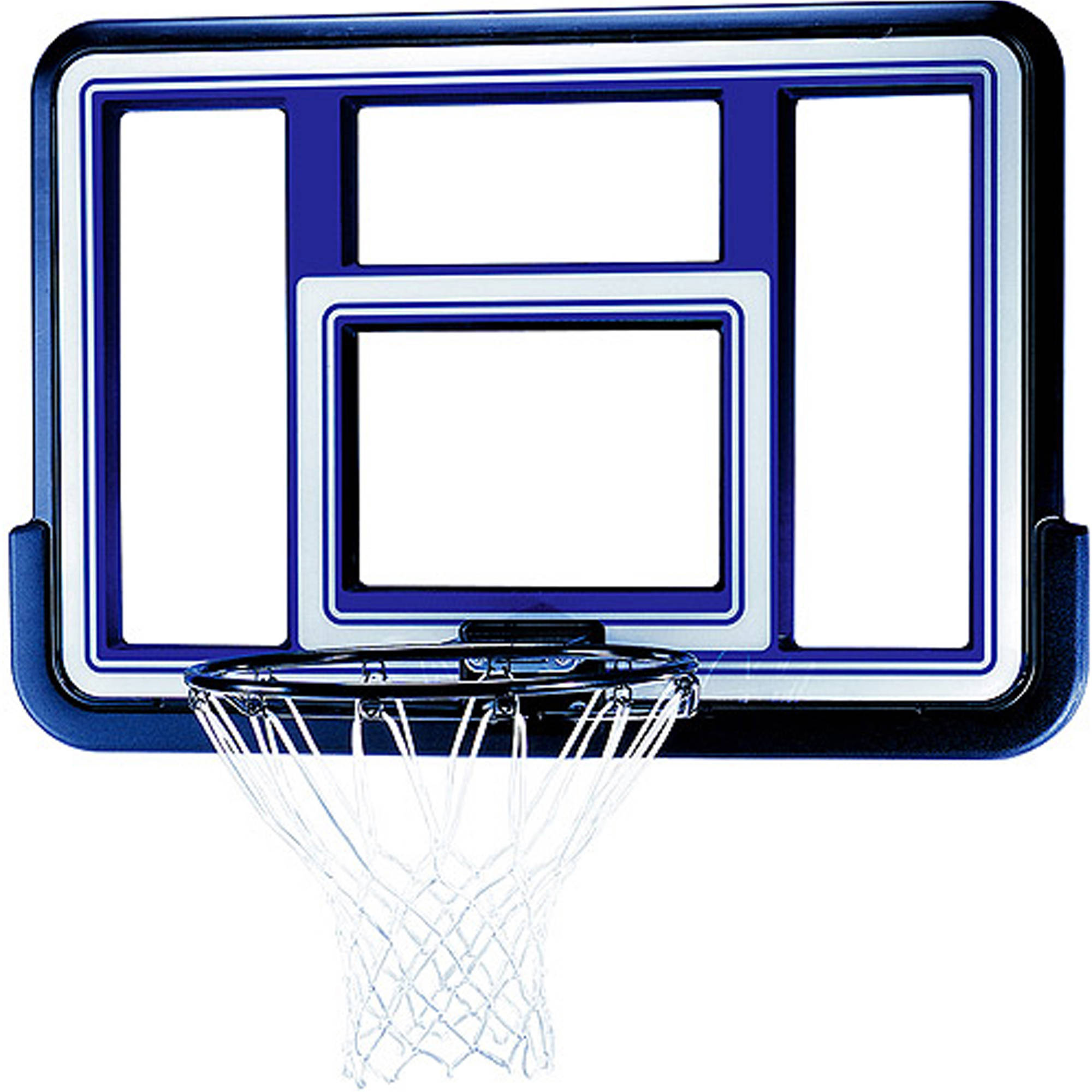 "Lifetime 73650 44"" Acrylic Fusion Backboard and Rim Combo"