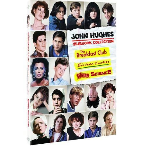 John Hughes Yearbook Collection: The Breakfast Club / Sixteen Candles / Weird Science (With INSTAWATCH) (Widescreen)