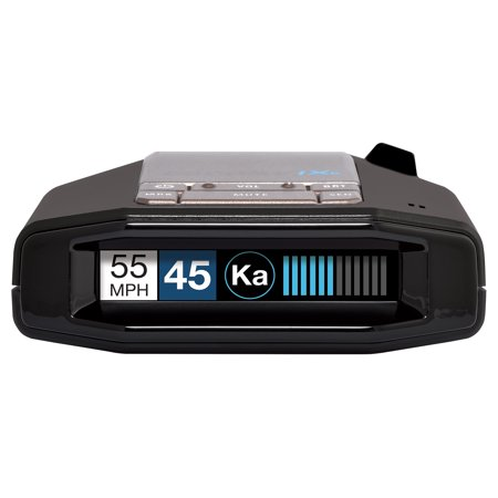 ESCORT iXc W/ WiFi Connected Laser & Radar Detector w/ Live Streaming Alerts from the Cobra / ESCORT Driver Network.