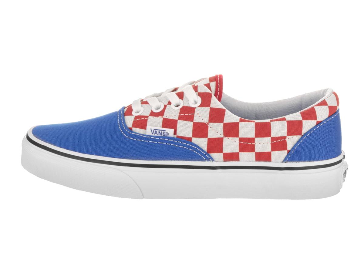 a73e87702ee7f Vans Unisex Era (2-Tone Check) Skate Shoe