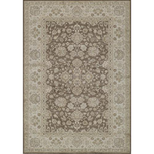 "Momeni Caspian Treasure Brown Power-Loomed Rug (3'11""x5'7"") by Momeni"