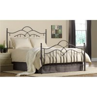 Kingfisher Lanes Full Metal Spindle Bed in Bronze