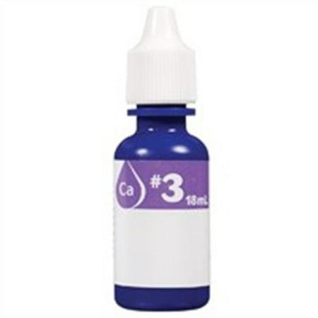 Calcium Reagent #3 Refill. (Calcium Refill)