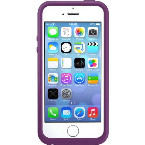 OtterBox Apple iPhone 5SE/5s Case Symmetry Series, Black
