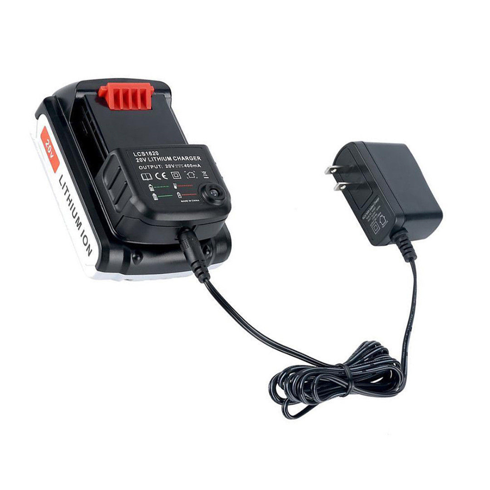 Details about  /20V Li-ion Battery Portable Charger Tools Set for DECKER /& PORTER-CABLE US Stock