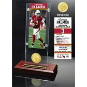 Carson Palmer Ticket & Bronze Coin Ticket Acrylic