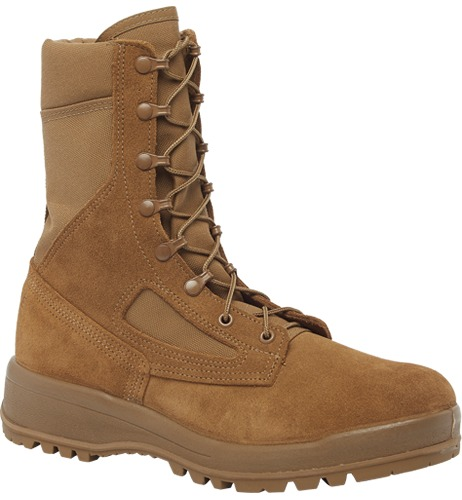 "Belleville C390 Men 8"" Hot Weather Combat Boot US Made"