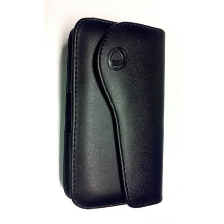 Genuine Technocel Black Horizontal Heritage Pda Case Pouch Magnetic Flap