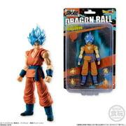 Bandai Shokugan Shodo Dragon Ball Z Super Saiyan God SS Son Goku Action Figure by Bandai