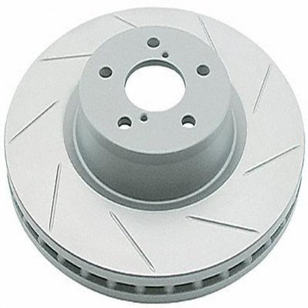 Dba Dba200Sr Street Series Slotted Front Vented Right Hand Disc Brake Rotor