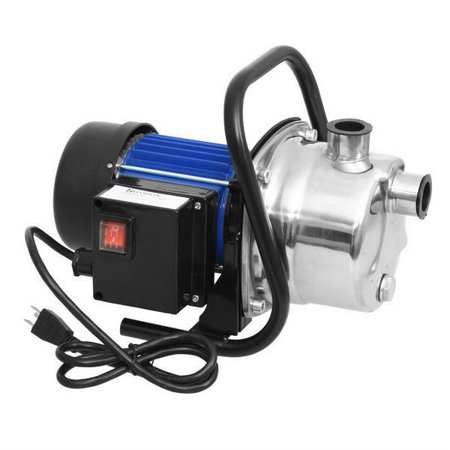 Hifashion Electric Power Water Transfer Removal Pump 110V Sump