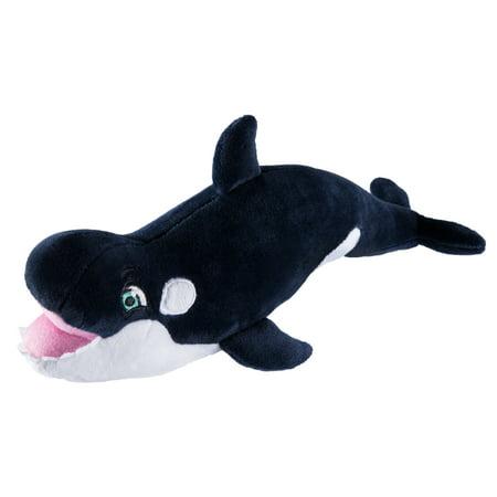 Fin Fun Snowflake Orca Plush - Mermaid Fin Friend Stuffed Animal](Fun Bar Stuff)