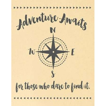Adventure Awaits Poster Print by  Jo Moulton