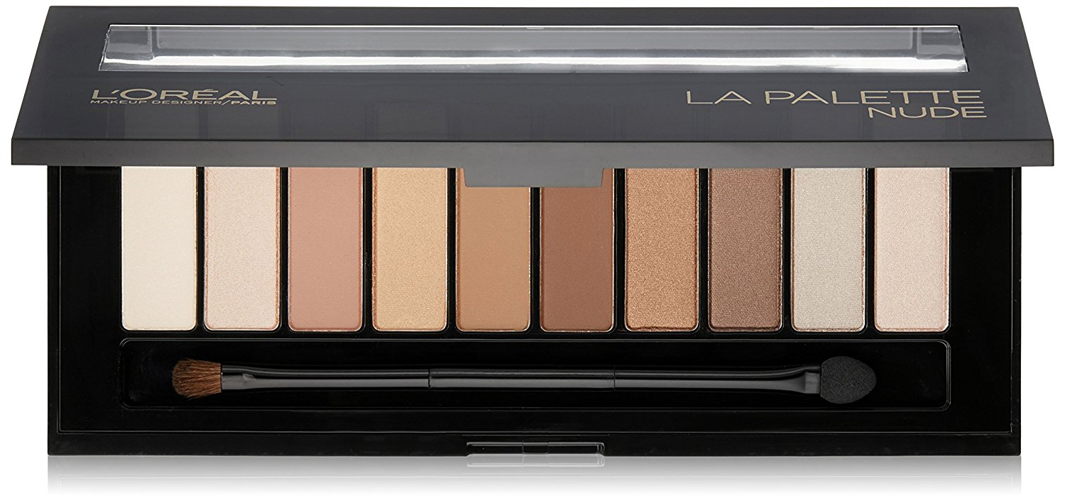 L OREAL LA PALETTE NUDE (ROSE) Review & Swatches