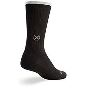 "Socks - SockGuy - SGX-Padded 8"" SGX8 Blk Padded S Cycling/Running - image 2 of 2"