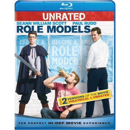 Role Models (Unrated/Rated) (Blu-ray) (Widescreen)
