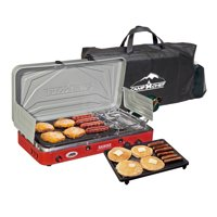 Camp Chef Rainier Cooking System Combo Stove