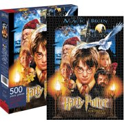 Harry Potter And The Sorcerer's Stone 500-Piece Puzzle