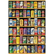 Educa Cans Jigsaw Puzzle, 1,500 Pieces