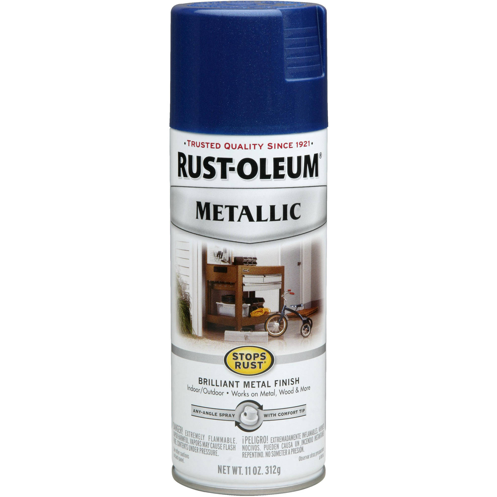 Rust-Oleum Metallic Spray