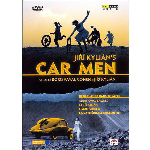 Jiri Kylian's Car Men (Widescreen)