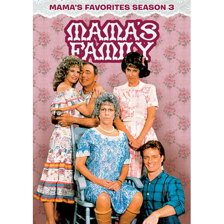 Best of Mama's Family: Season 3 (DVD)