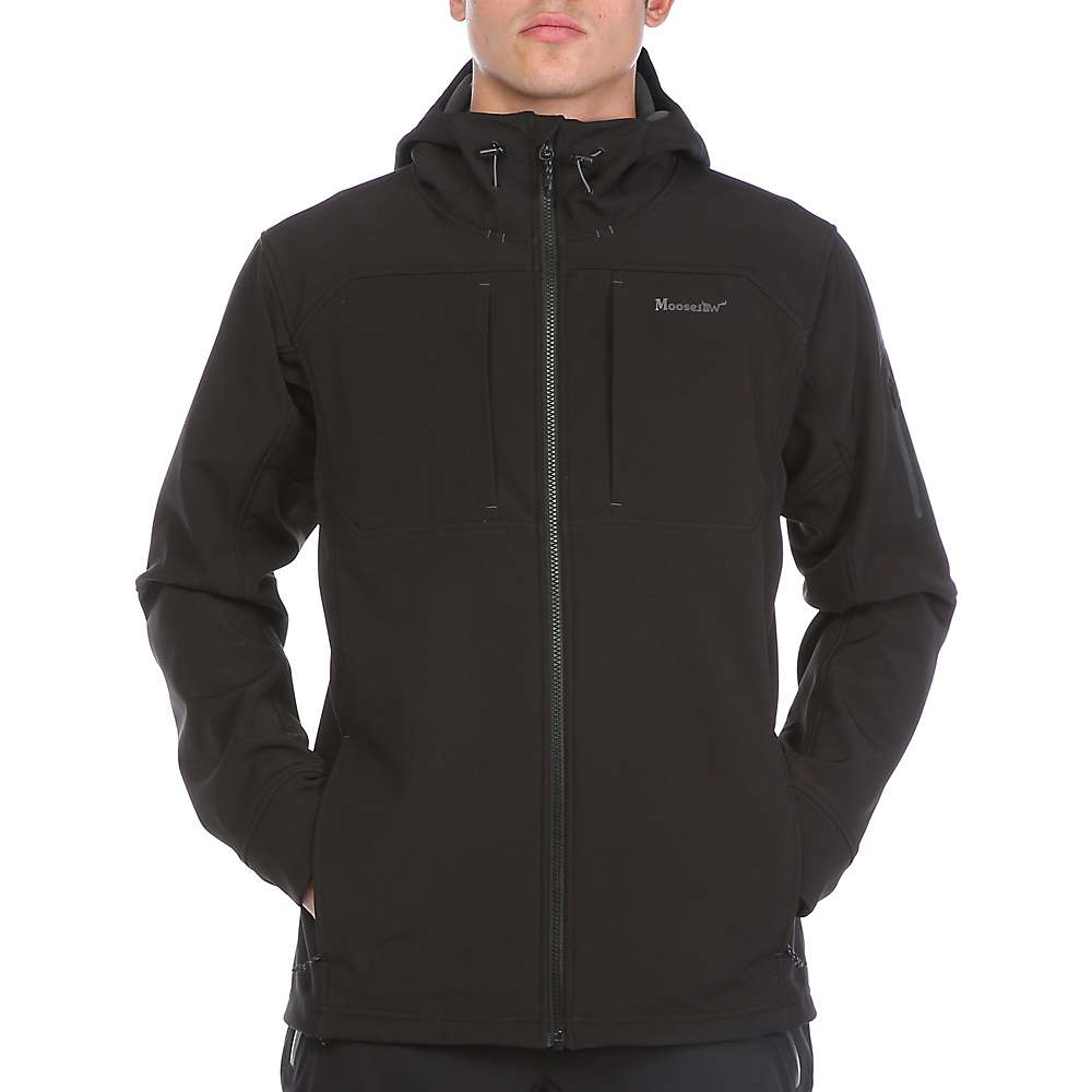 Moosejaw Men's Harper Hooded Softshell Jacket