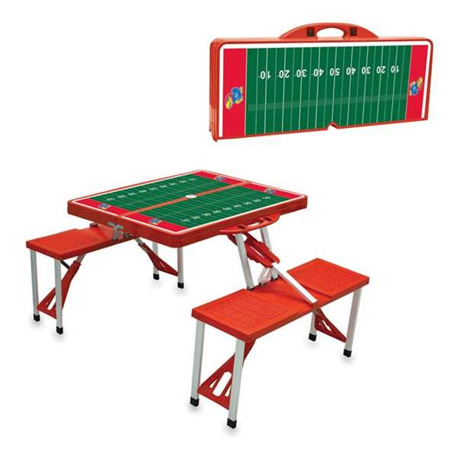 Picnic Time Folding Table Indiana University Hoosiers