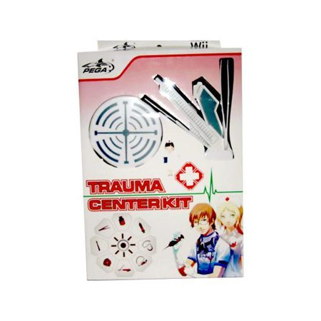 Nintendo Wii Compatible Surgical Kit Accessory by