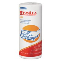 Wypall, KCC05843CT, L30 General-Purpose Wipers, 24 / Carton, White