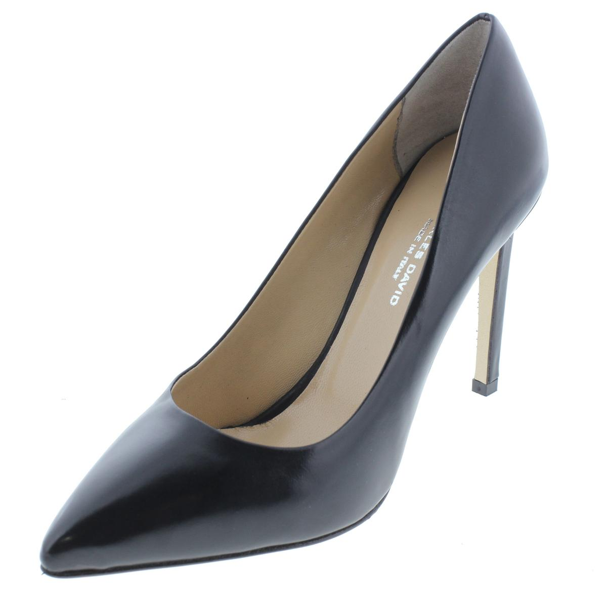 Charles Womens Susan Pointed Toe Pumps